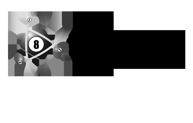 Logo Atom Billiard